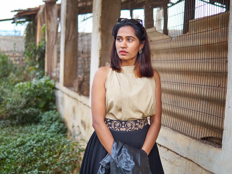 Priya, Abandoned Building - Bangalore, India