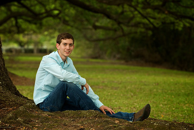 Luke Standley, Senior Portraits