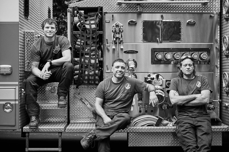Firefighters - Austin, Texas