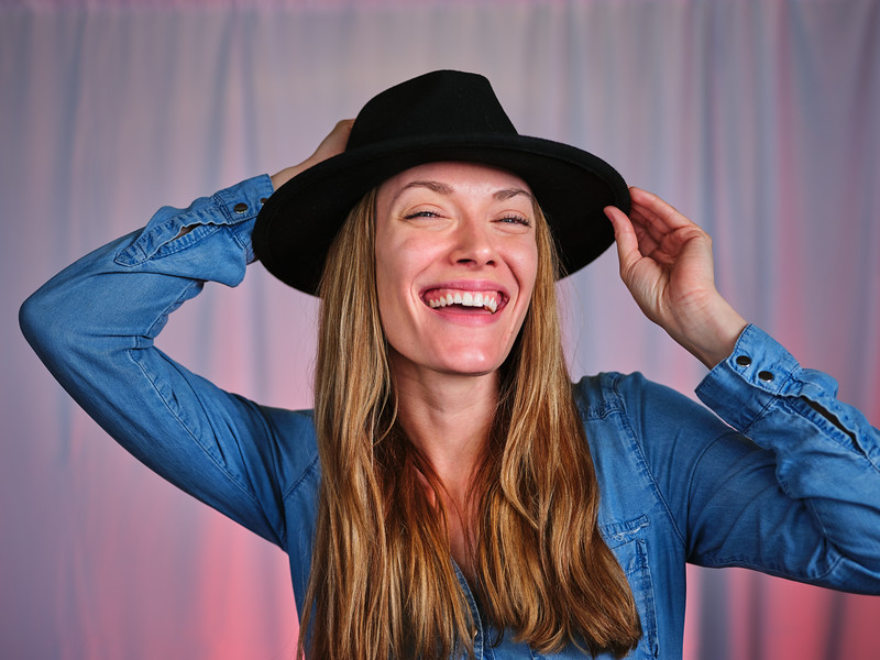 Jennifer, Precision Camera Portrait - Austin, Texas