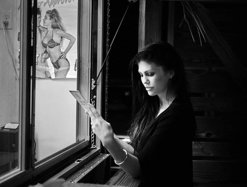 Libby, Staged Portrait - Austin, Texas