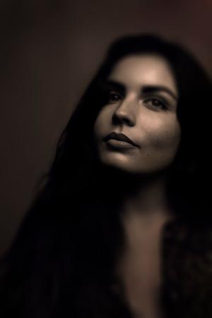 Portrait of Nadia