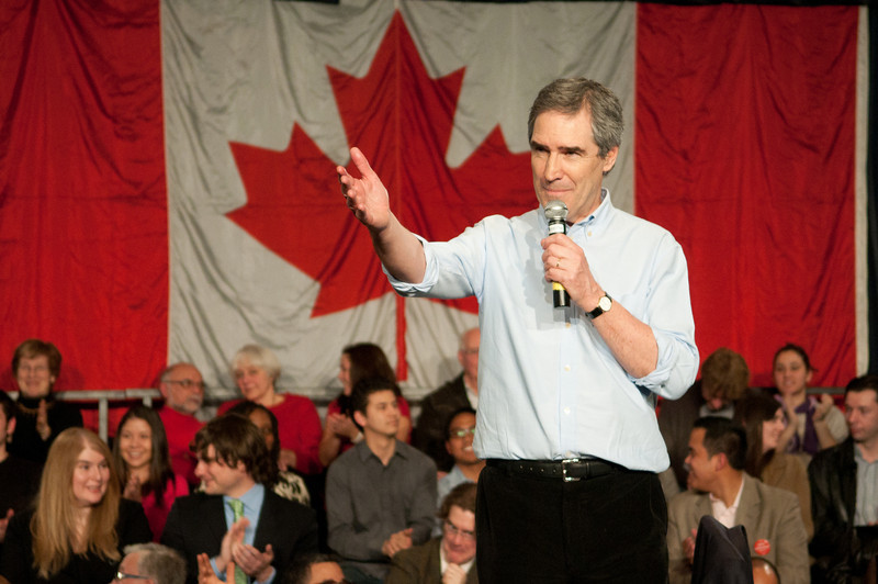April 2011 Winnipeg<br /> Michael Ignatieff, former Canadian politician who was the leader of the Liberal Party of Canada and Leader of the Official Opposition from 2008 until 2011