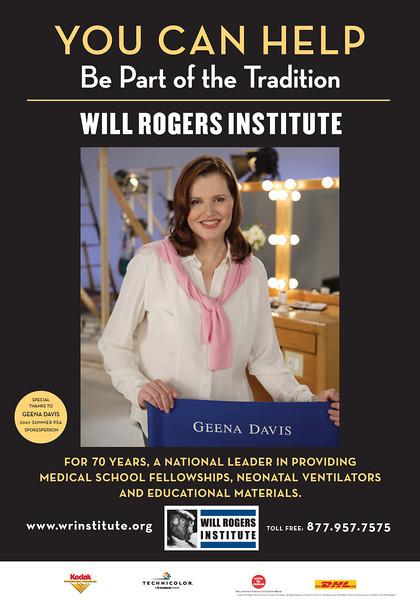 One Sheet Geena Davis