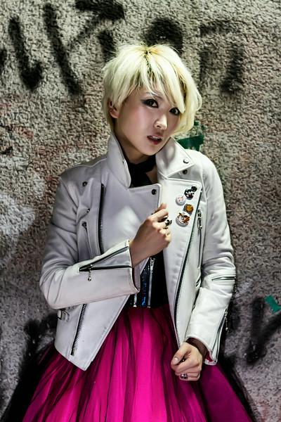 Velvet Geena The Rocktigers DGBD / Club Drug - Hongdae, Seoul, South Korea