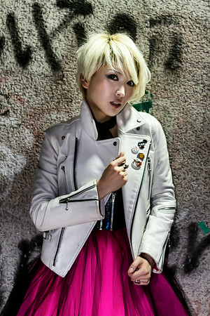 Velvet Geena<br /> The Rocktigers<br /> DGBD / Club Drug - Hongdae, Seoul, South Korea