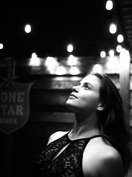 Sonia, Drink and Click Portrait - Austin, Texas
