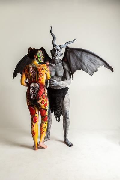Shinning meets Gargoyle