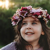 Flower Crowns and Gowns, Portraits