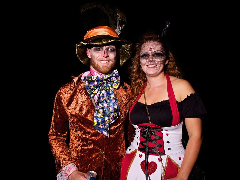 Portraits, Halloween on 6th Street - Austin, Texas