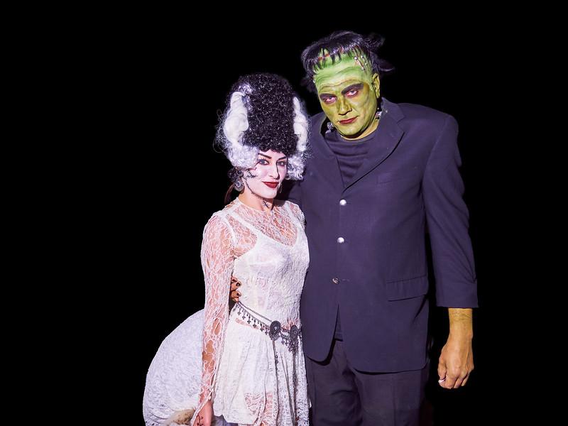 Portraits, Halloween on 6th Street 2019 - Austin, Texas