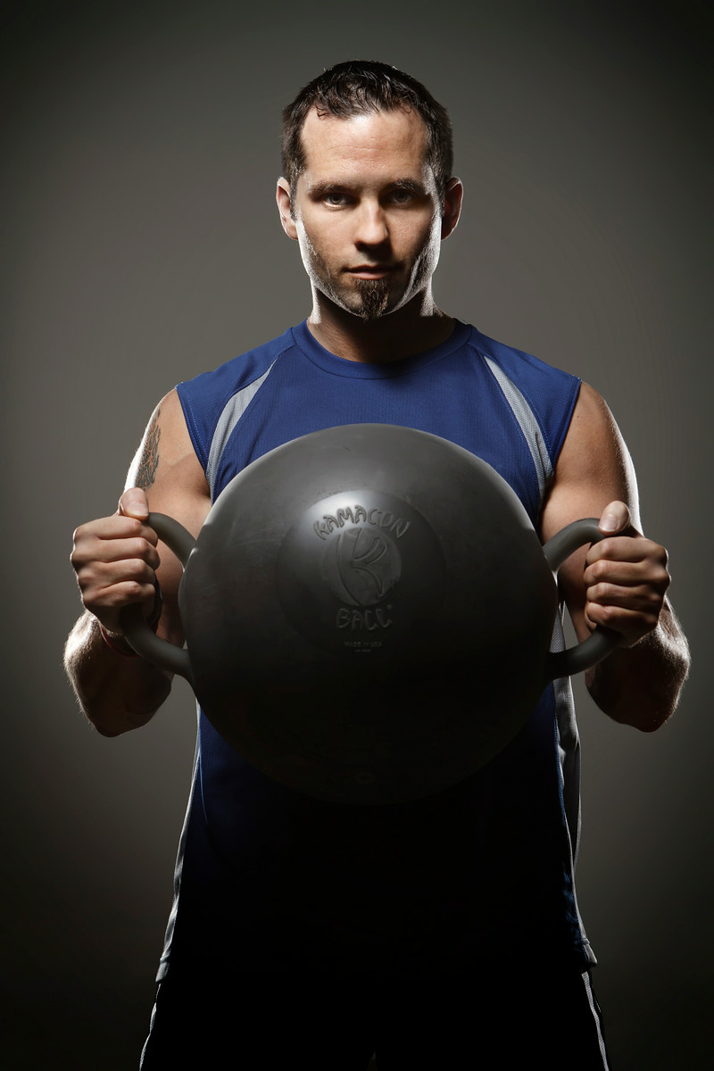 Justin Sawochka Personal Trainer - Kamagon Ball Chicago Home Fitness - Merrillville, Indiana