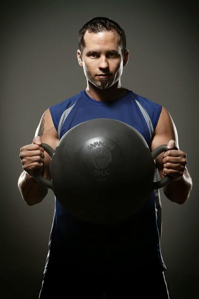 Justin Sawochka Personal Trainer - Kamagon Ball Chicago Home Fitness - Merrillville, Indiana