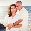 Engagement Portraits, Honeymoon Island
