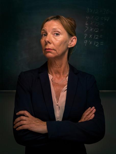 Classroom teacher maths