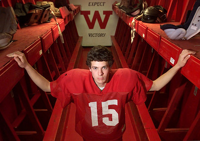 Weir High School placekicker Jonathan Beard enters Friday afternoon's MHSAA class 1A state championship game as the all-time leader in extra points kicked in Mississippi history.