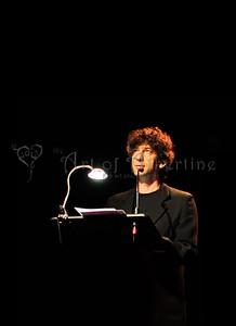 Neil Gaiman - Author, Homme Extraordinaire