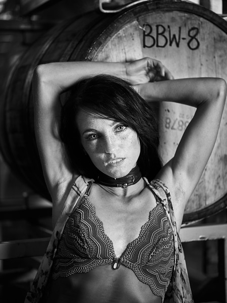 Jessa, Drink and Click Portrait - Austin, Texas