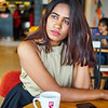 Priya, Cafe Life - Bangalore, India