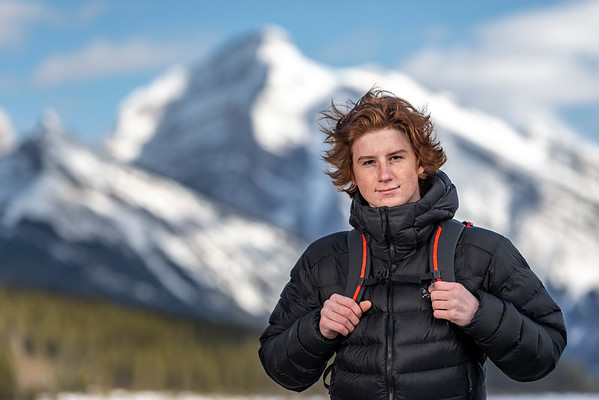 Cole Richardson for Arcteryx