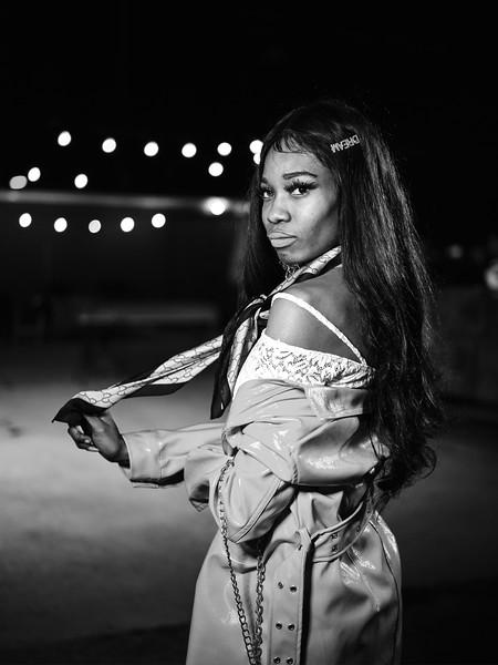Rashawna, Drink and Click Portrait - Austin, Texas
