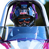 Drag Racer at the 2010 Texas Photo Festival - Smithvile, Texas