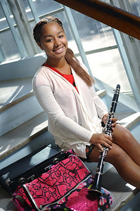 Murrah High School sophomore Ciara O'Reilly is active in several school activities, including JROTC and the marching band where she plays the clarinet.  O'Reilly's picture appeared in the Clarion-Ledger a decade ago as then-new JPS superintendent wiped away tears from her face on Ciara's first day of kindergarten at Davis Magnet School.