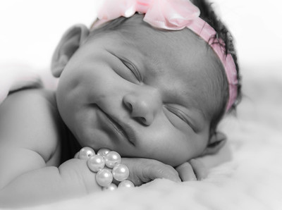 Newborn Portrait 3