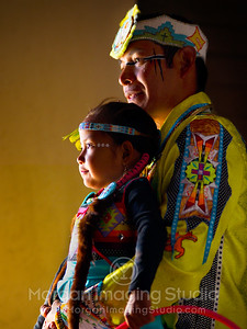 An Intimate Portrait Of Hoop Dancers
