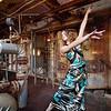 Victoria Mooney, Dancing, Holly Power Plant - Austin, Texas