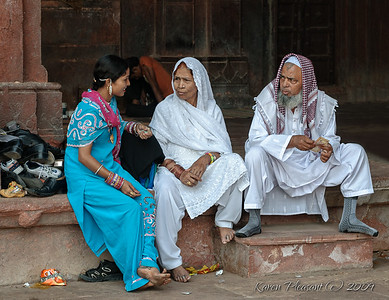 Fatepur Sikri mosque