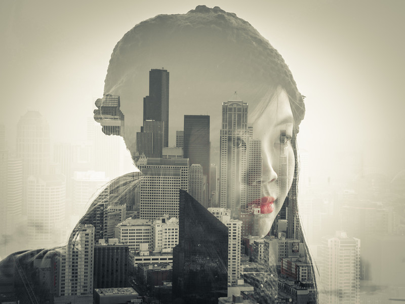 The City Within Her