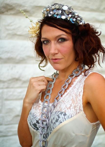 Mona, Adore Salon, Austin Fashion Week 2012 - Austin, Texas