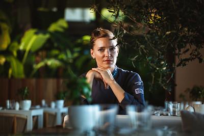 Sophia Rudolph - Chef