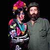 Portraits, Halloween on 6th Street 2014 - Austin, Texas