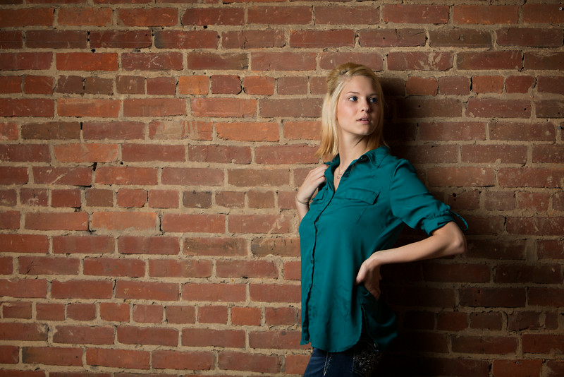 Alexis Helmstetter - Senior Portraits