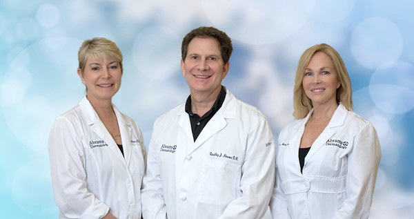 Abrams Dermatology LLC and Premier Dermatology LLC - For use on redesigned website.