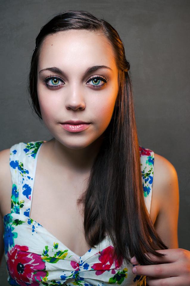 Kate {Senior Portrait}