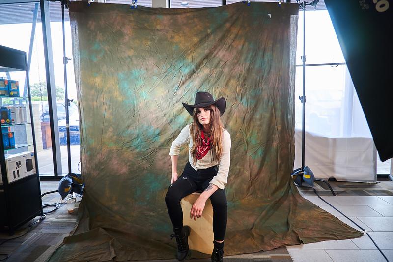 Sarah at Precision Camera - Austin, Texas