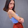 Melissa, Precision Camera Portrait - Austin, Texas
