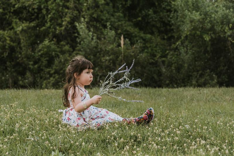Three Year Old Child Portraits