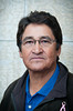 Oct 2009 Winnipeg<br /> Ovide Mercredi, Cree politician. former National Chief of the Assembly of First Nations.