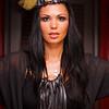 Mariana, Adore Salon, Austin Fashion Week 2012 - Austin, Texas