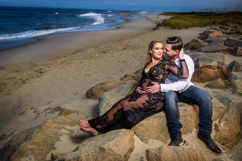 NNK - Jillian & Guy's Maternity Session - Sandy Hook, NJ-0080