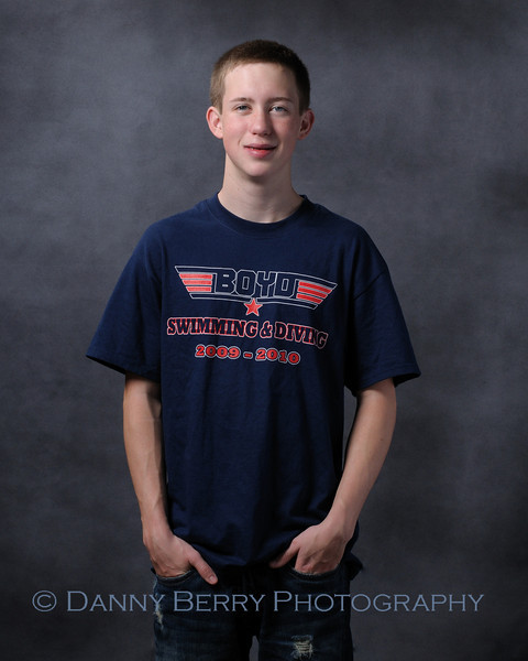 McKinney, Tx Boyd High School Swim and Dive Portraits - JV