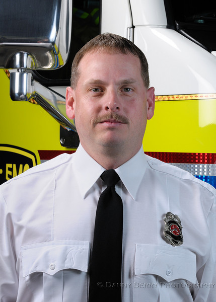 Fire Department Portraits - DFW Airport
