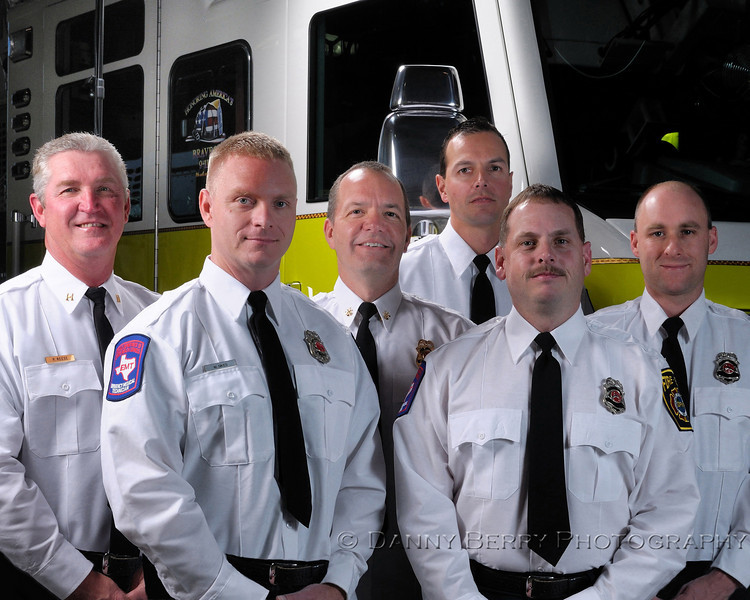 8x10 crop Fire Department Portraits - DFW Airport