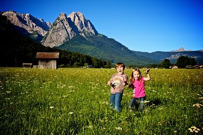 Zugspitze Jam