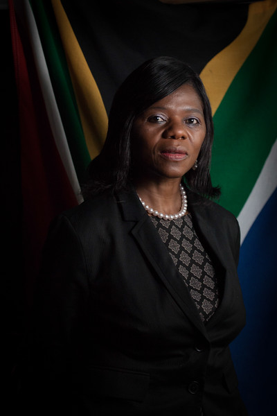 Thulisile Madonsela, South Africa Public Protector
