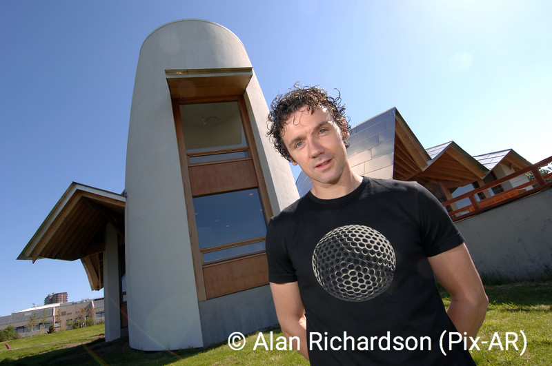 Pic from  Alan Richardson Dundee Pix-AR.co.uk <br /> Christian Dailly at the Maggie Center in Dundee.